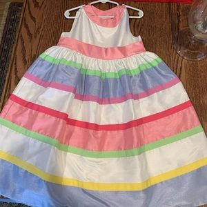 Gymboree Girls Easter Dress